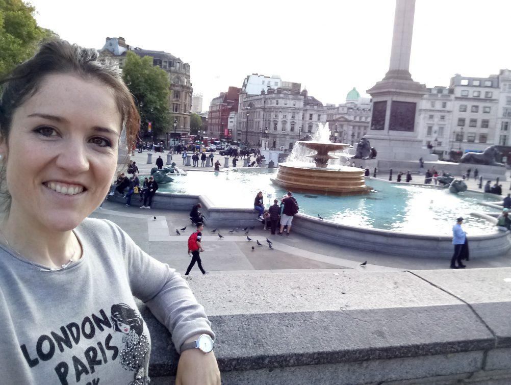 Trafalgar Square natandcream